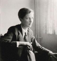 Annemarie Schwarzenbach by Marlene Breslauer