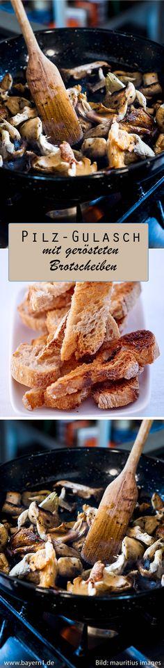 Rehpfeffer mit Morcheln | Rezept | Fleisch, Alpen und Jäger | {Alexander herrmann rezepte & tipps 58}