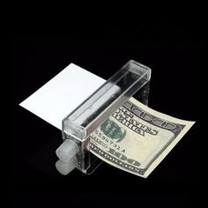 Buy 1 Pcs Magic Tricks Easy Money Printing Machine Money Maker Printed Money Classic Toys Christmas Gifts at Wish - Shopping Made Fun Magic Tricks Revealed, Easy Magic Tricks, Money Machine, Machine Tools, Making Machine, Money Magic, Money Notes, Magic Props, Close Up Magic