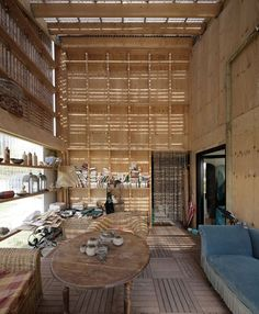 tinteniac house in bretagne, france designed by architect alexandre favé.