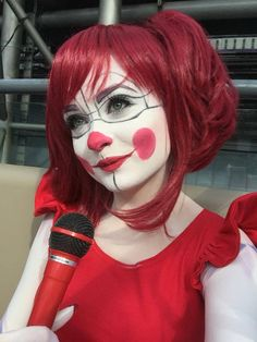 funtime freddy circus baby fnaf sister location costume 365 days of halloween