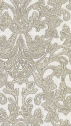 An Intricate Design brought to you by I Love Wallpaper.  For more colours and similar designs visit ilovewallpaper.co.uk #wallpaper #homeaccents #ilovewallpaper #interior Damask Wallpaper, Love Wallpaper, Pattern Wallpaper, Cream And Gold, Home Accents, Tapestry, Colours, Beige, Texture