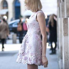 Day 6 Street Style at Paris Fashion Week