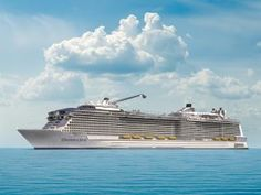 Win a cruise on Ovation of the Seas
