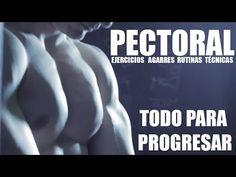ENTRENAMIENTO DE PECTORALES | RUTINA Y EJERCICIOS PARA ENTRENAR PECHO - YouTube