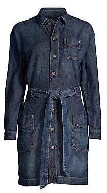 Polo Ralph Lauren Women's Casual A-Line Tie-Waist Denim Shirt Dress - Size 0 , Fashion Sale, All Fashion, Latest Fashion For Women, Indigo, Ralph Lauren Womens Clothing, Gap, Summer Outfits, Cute Outfits, Fashion Essentials