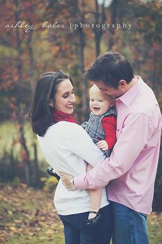 Family Photography, Fall Photography, 1 Year Old Photography, Ashley Hales Photography.