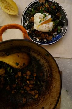 Gut Feelings: Parsnip Hash with Anchovies and Kale | Free People Blog #freepeople