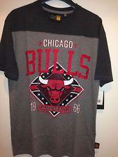 Chicago BULLS Game Day Tee - BULLS Premium Short Sleeve Tee Shirt by G-III