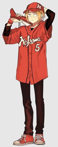 Kenma Kozume, Kuroken, Kageyama, Hinata, Haikyuu Fanart, Haikyuu Anime, Haikyuu Characters, Anime Characters, Dark Anime