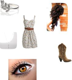 """A little Bit Stronger"" by looking-fly ❤ liked on Polyvore"