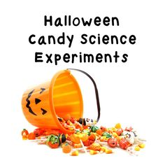 Science experiments with Halloween candy. Autumn Activities, Science Activities, Educational Activities, Science Experiments, Sixth Grade, Early Education, Halloween Candy, Early Childhood, Teacher Pay Teachers