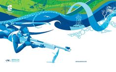 Vancouver 2010 Winter Olympics Wallpapers  - Biathlon - 2010 Winter Paralympics  Picture15