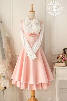 Miss Point~Versailles Rose~Vintage Lolita JSK