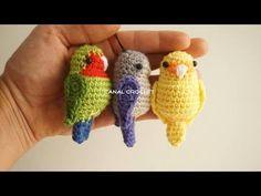 Tutorial pollito (amigurumi) paso a paso a crochet - YouTube