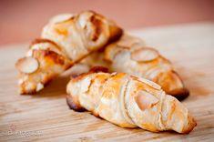 Almond Croissants!
