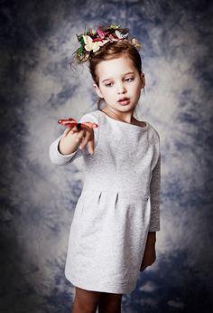 Simpel en schattig jurkje!