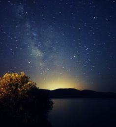 Milky Way Galaxy over Gokova, Marmaris, Turkey    SKYE Shot of the Day