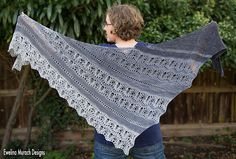 Ravelry: Stormy Monday pattern by Ewelina Murach - love the gradient look in this pattern