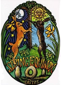 "Blessed Ostara witchy-tips: ""So what is Ostara? Ostara is a celebration of the Spring Equinox (March celebrated by many practicing Wiccans, Pagans, and Witches. First Day Of Spring, Happy Spring, Spring Time, Adventurous Things To Do, Vernal Equinox, Sabbats, Spring Festival, Beltane, Book Of Shadows"