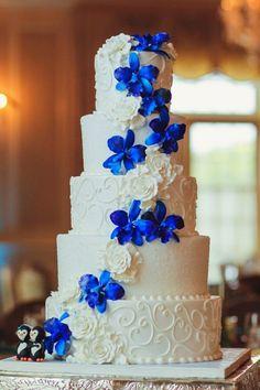 40 torte nuziali originali da cui prendere ispirazione per il vostro matrimonio!