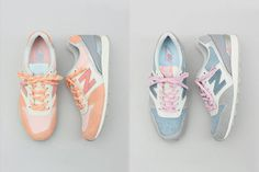 New Balance 2015. These are the perfect colors for spring and summer. Can't wait to see what other color options they have in stores