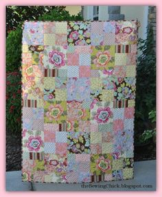 gypsy caravan quilt by the sewing chick