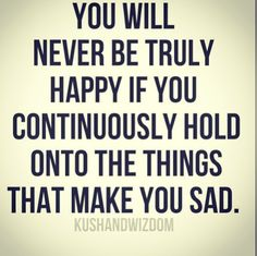 Don't Hold On......