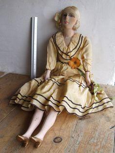 Français de poupée de Boudoir des années par VintageRetroOddities