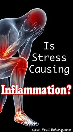 Is Stress Causing Inflammation?Doesn't Matter,Jst Follow Some Rules.