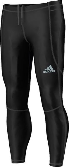 Adidas Sequencials Brushed Running Tights Black ClimaWarm Mens Size 2X NEW! #adidas #Pants