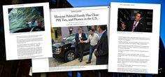 WASHINGTON (apro).- La familia del exgobernador de Oaxaca, José Murat Casab, posee por lo menos seis propiedades en Estados Unidos, entre ellas dos inmuebles de lujo en la ciudad de Nueva York, don...