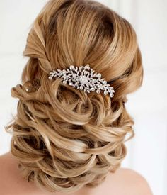 Lasted Wedding Hairstyles