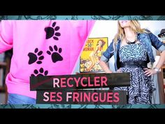 Customise tes fringues ! - So Andy - YouTube