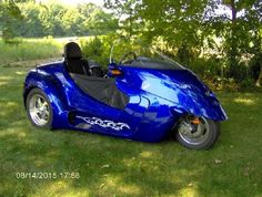 Check out this 2010 Thoroughbred Motorsports Stallion listing in New Wilmington… Reverse Trike, Trike Motorcycle, Used Motorcycles, Biker Girl, Dream Garage, Thoroughbred, Girls Dream, My Ride, Vehicles
