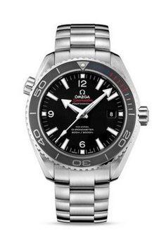 Omega Seamaster Planet Ocean 600M Sotschi 2014 Steel Watch 522.30.46.21.01.001