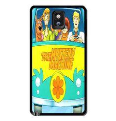 Scooby Doo in Car Samsung Galaxy S3 S4 S5 Note 3 Case