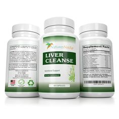 Liver Cleanse & Liver Detox Support Supplement - This Liver Detoxifier & Regenerator Formula Can Help Repair an Active Liver Plus Aid in the Rescue of a Fatty Liver-Liver Support Supplements Grass Fed - 60 Count (Pack of 1)