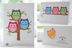 Free Printable Owls