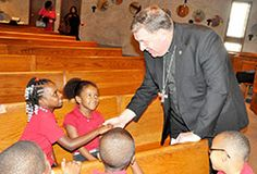 Project SAFE passes on the faith to non-Catholic children and youths