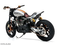 Cafe Racer Design — Cafe Racer Design Source Kraus Dynamite...
