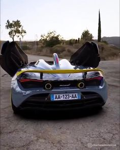 Spotted a wild creature! ⚡ - The Koenigsegg Gemera is the world's most wickedly weird hybrid . Exotic Sports Cars, Cool Sports Cars, Exotic Cars, Sexy Cars, Hot Cars, Automobile, Top Luxury Cars, Roadster, Lamborghini Cars