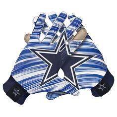 Nike NFL Warp Lightweight Fan Gloves - Men's - Accessories