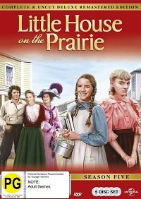 Little House on the Prairie Season Five