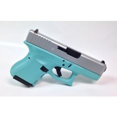 Tiffany Blue Glock 26 Gen3 9mm pistol,PI-26502,764503265020
