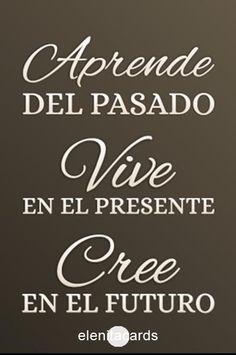 frase, pensamiento, reflexión, aprender, vivir, creer