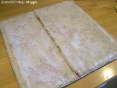 How To Sew A Throw Pillow Cover In 10 Easy Step