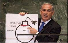 الموساد الاسرائيلي يكذب مزاعم نتنياهو بقدرة ايران على امتلاك القنبلة النووية خلال عام