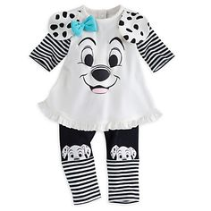 101 Dalmatians Knit Set for Baby Disney Babys, Disney Girls, Disney Disney, Disney Baby Clothes Girl, Disney Store, Savannah, New Baby Girls, Baby Boy, Toddler Outfits