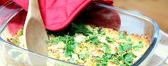Lentil and Goat Cheese Casserole  - made it!  Different but good, definitely a once a month meal.